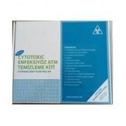 Sitotoksik Enfeksiyöz Atık Temizlik Kiti (Tek Kullanımlık)